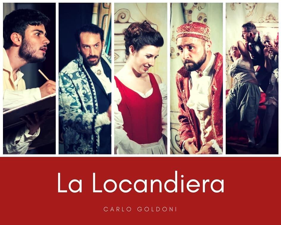 21 Ottobre a Essenza e- La Locandiera di Goldoni